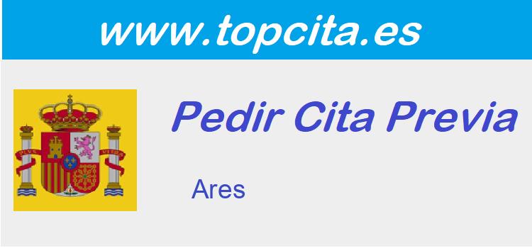 Cita Previa  ares