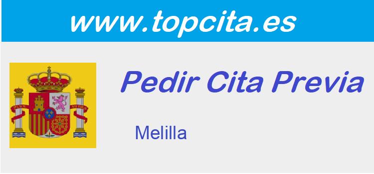 Cambio de    Melilla