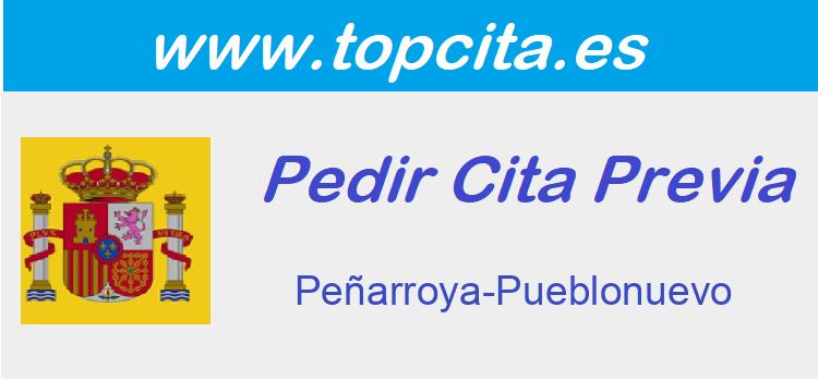 Cita Previa  penarroya-pueblonuevo