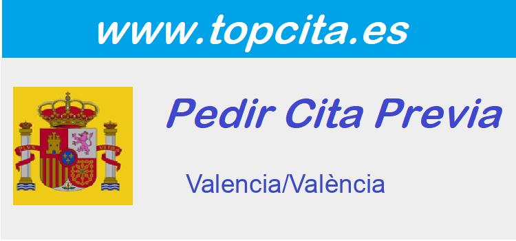 Cambio de    Valencia/València